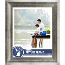 "Craig Frames Inc. 1.5"" Wide Distressed Picture Frame / Poster Frame EQI1013"