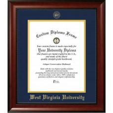 Diploma Frame Deals West Virginia University Avalon Picture Frame DFDS1675