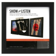 NielsenBainbridge Show Listen Album Cover Display Flip Picture Frame NIEL1053
