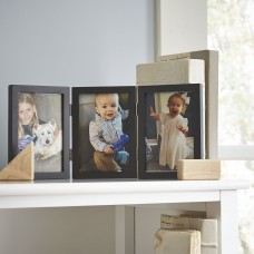 Birch Lane Kids™ Trio Hinged Wood Picture Frame BLK2115