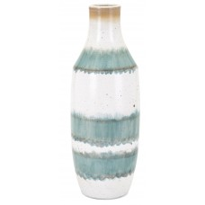 Highland Dunes KC Blue/White Table Vase HLDS5551
