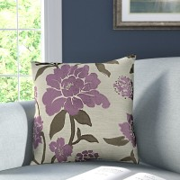 Charlton Home Nassau Throw Pillow Cover CHLH7533