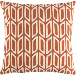 Langley Street Arsdale Geometric Cotton Throw Pillow Cover LGLY5438