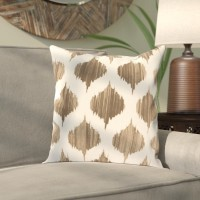 Mistana Kingman 100% Cotton Throw Pillow Cover MTNA3311