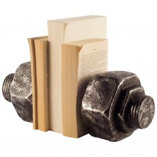 17 Stories Industrial Bookends STSS8009