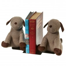 August Grove Stuffed Dog Bookends DRWI1254