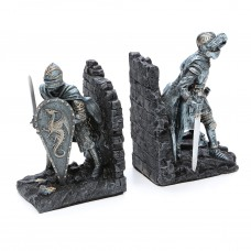 Design Toscano Arthurian Knight Bookends TXG1468