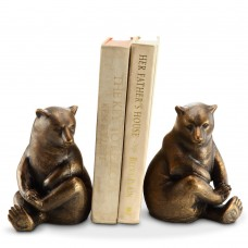 SPI Home Lonely Bear Book Ends PPK3166