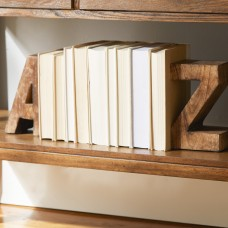 Wrought Studio A to Z Bookends VRKG4702