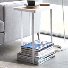 Rebrilliant Espinal Magazine Rack and Table REBR6315