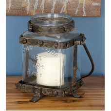 Beachcrest Home Candle Lantern BCHH8364