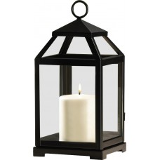 Laurel Foundry Modern Farmhouse Contemporary Iron Lantern LFMF1196