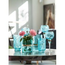 Bungalow Rose Glass Hurricane BGLS9286