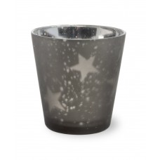 The Holiday Aisle Star Glass Tealight Holder THDA4772
