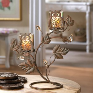 Zingz Thingz Iron Candelabra ZNGZ3679