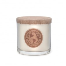 EcoCandleCo White Tea And Ginger Soy Jar Candle ECCC1044