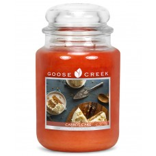 Goose Creek Candle Company Essential Series Carrot Cake Scent Jar Candle GCCC1019