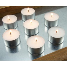 CKK Home Décor, LP Long Burning Unscented Tealight Candle CKKH1739