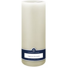 Colonial Candle Unscented Pillar Candle CCAN1592