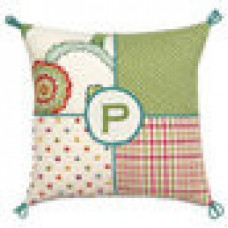 Eastern Accents Portia Collage Decorative Throw Pillow EAN3963