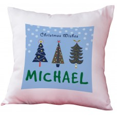 Monogramonline Inc. Personalized Pillow Cushion Cover MOOL1027