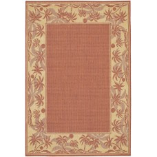 Beachcrest Home Celia Beige/Tan Indoor/Outdoor Area Rug BCMH1227