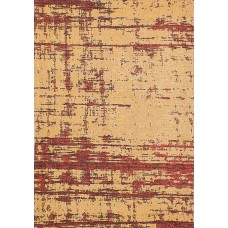 ECARPETGALLERY One-of-a-Kind Enchanted Handmade Light Orange Area Rug ECR3946