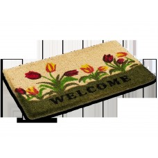 August Grove Farah Tulip Doormat AGGR2816