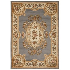 Astoria Grand Lukeson Brown Area Rug ARGD1701