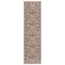 Lark Manor Lyon Gray/Ivory Area Rug LARK1159