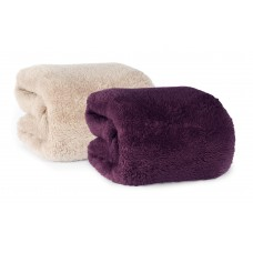 Berkshire Blanket Extra-Fluffy Fabric Throw FWI1171