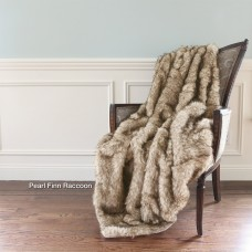 Wild Mannered Faux Fur Lounge Throw Blanket WIMA1002