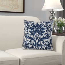 Alcott Hill Barkhampstead Print Napkin Outdoor Throw Pillow ALTL1497